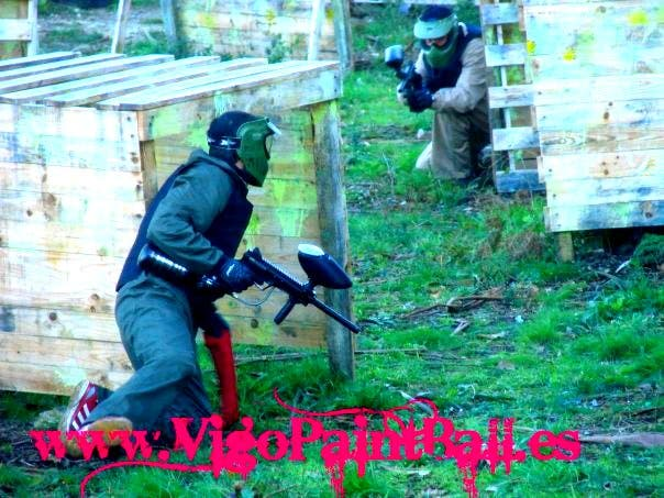 Deportes en VigoPaintball