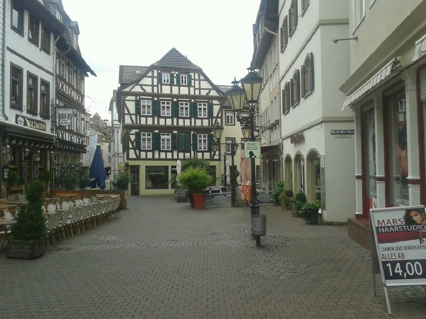 Barrio en Bad Kreuznach