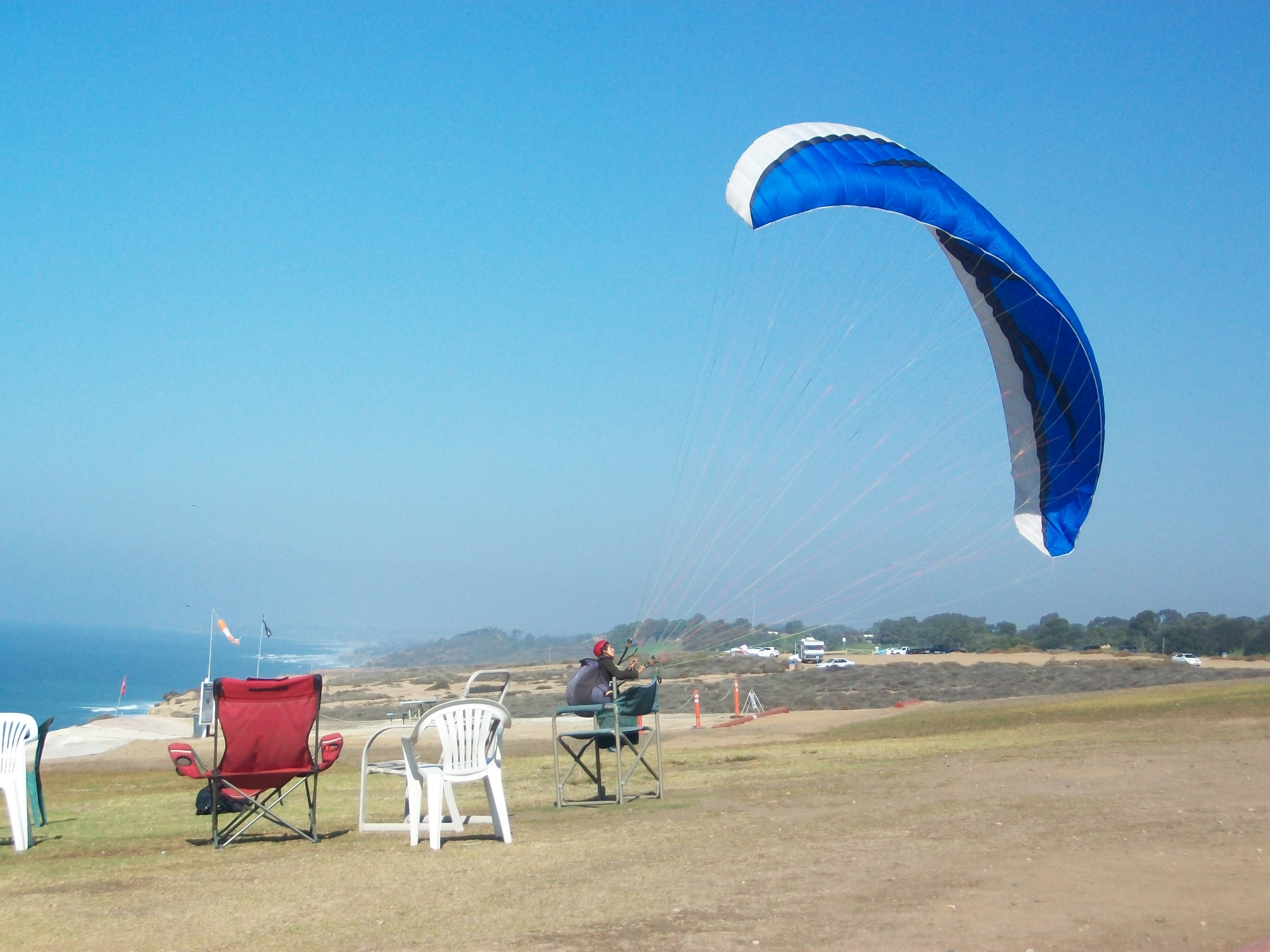 Sports in Torrey Pines Gliderport