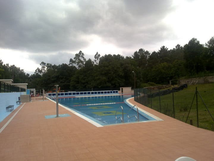 fotos de piscina en camping carballo do marco a ca iza ForPiscina Carballo
