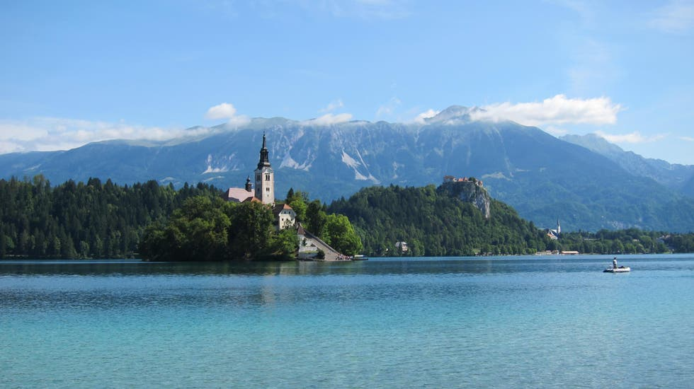 Resort en Lago de Bled