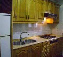 Fotos de cocina en casa rural javier las majadas 377968 - Cocina casa rural ...