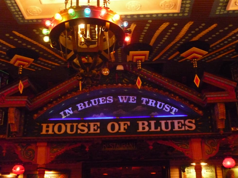 Discoteca en House of Blues