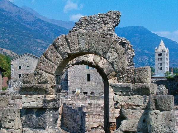 Ancient History in Aosta
