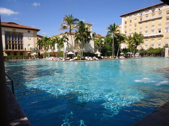 Vacation in Coral Gables