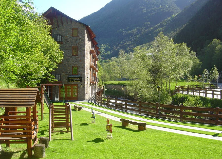 Green in Ordino