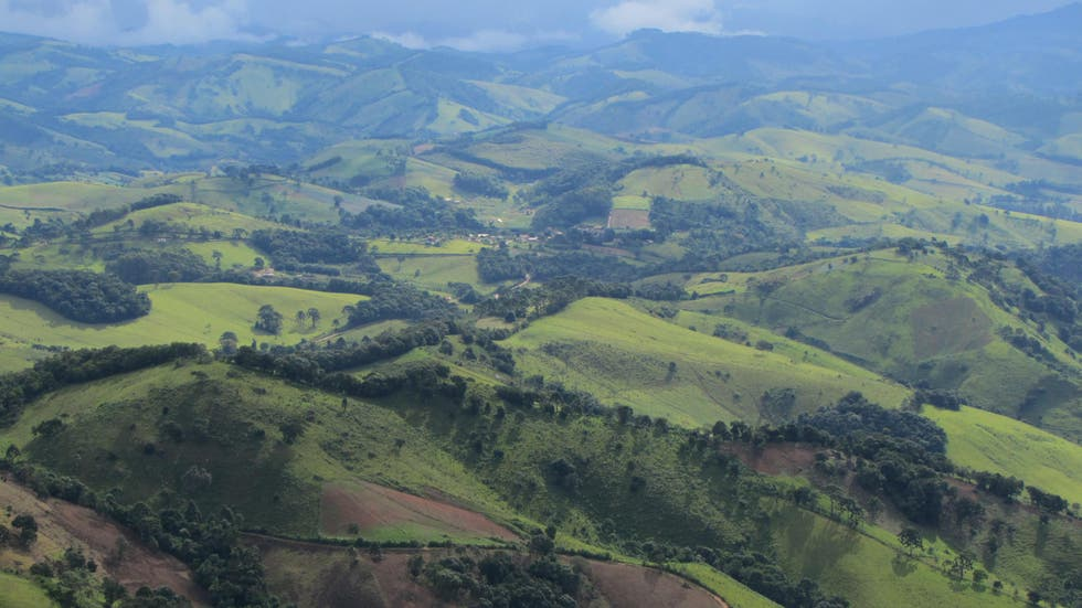 Aerial Photography in Córrego do Bom Jesus