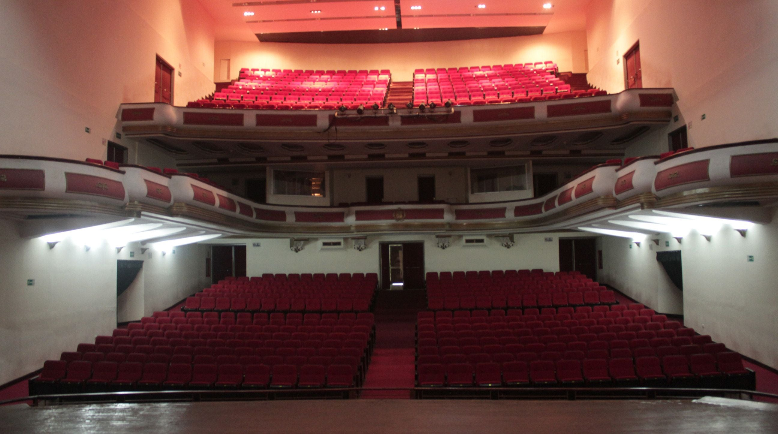 Music Venue in Teatro Juares