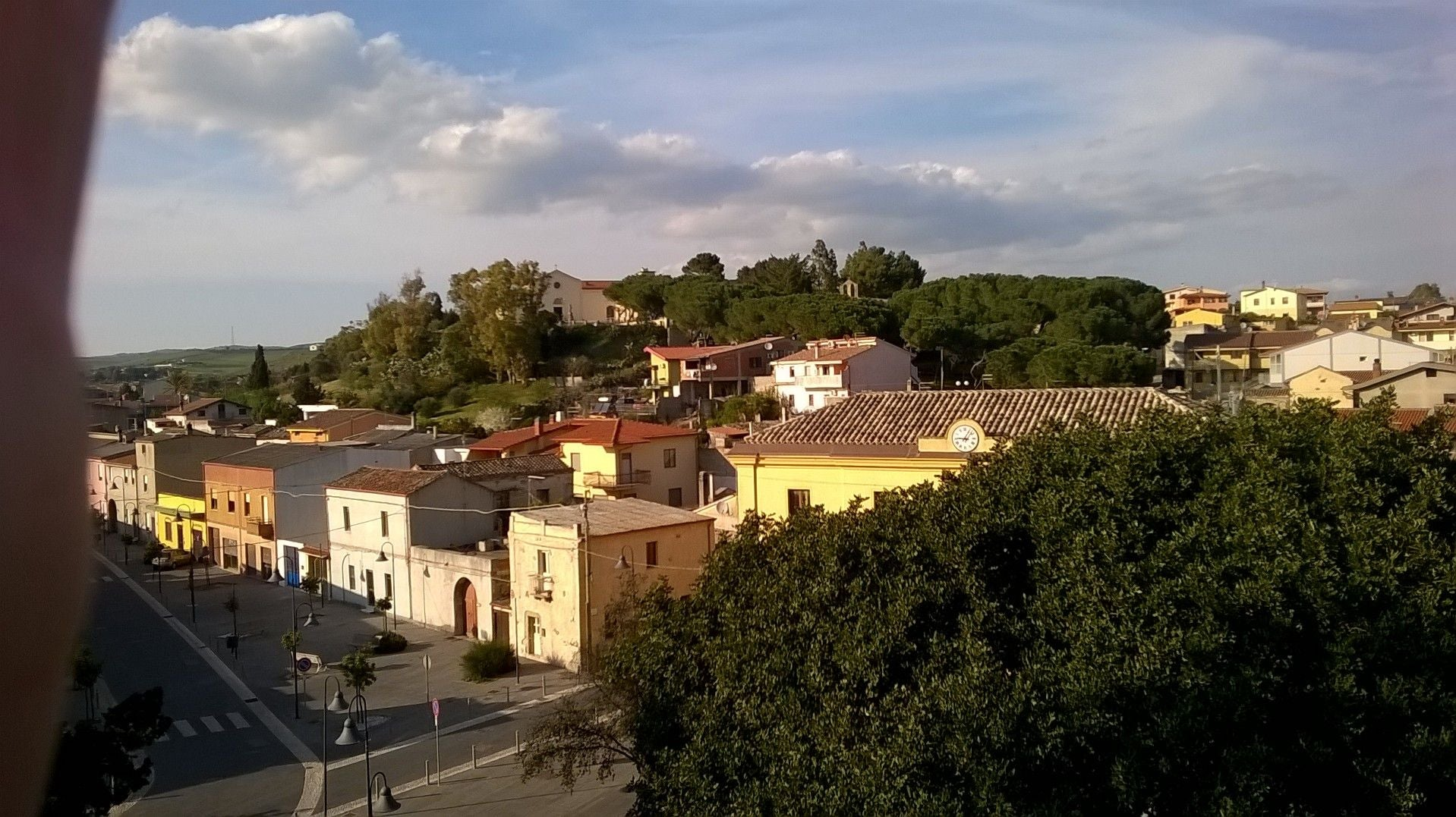 City in Sanluri