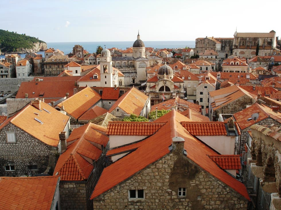 City in Dubrovnik-Neretva