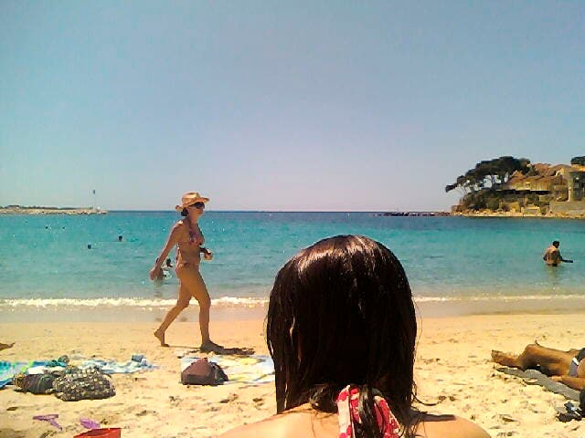 Vacation in Bandol