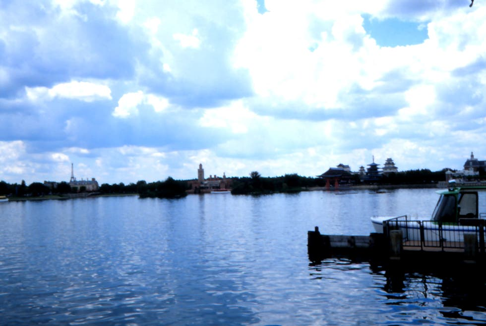 Azul en World Showcase (Epcot)