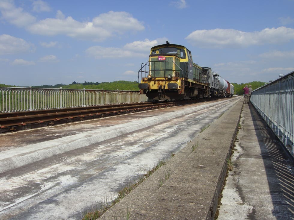 Rail Transport in Ahun