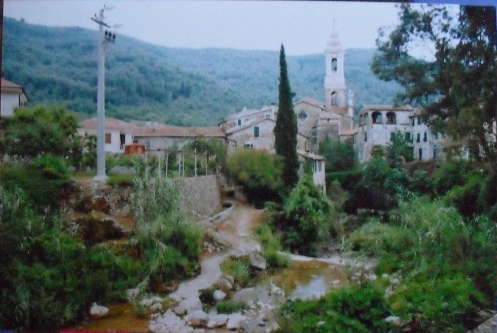 Town in Dolcedo