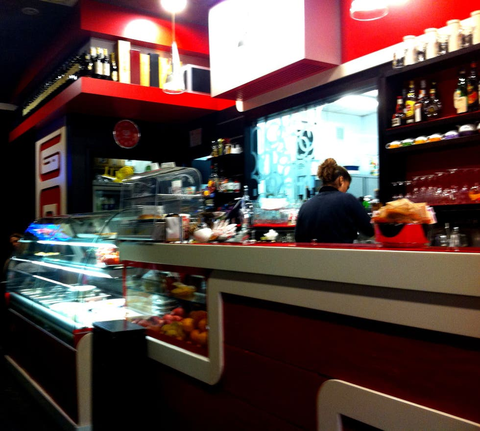 Bar en Conca Caffé