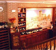 Restaurante en Segurilla