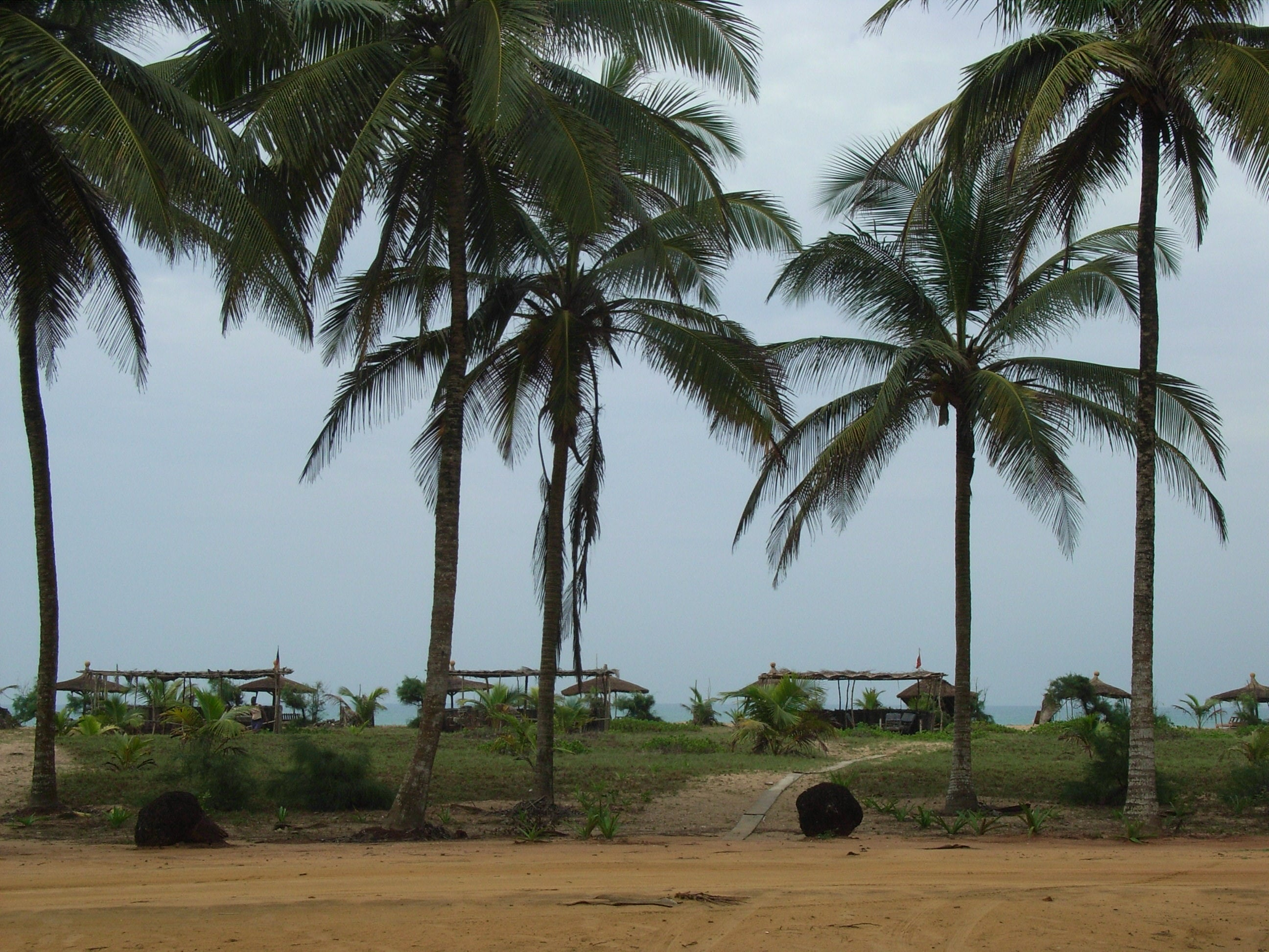 Shore in Cotonou