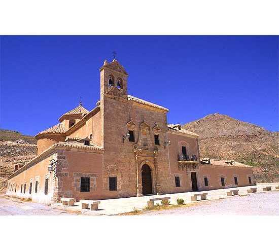 Pueblo en Chirivel