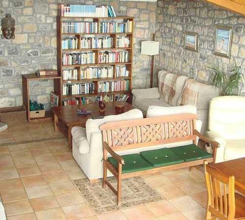 Sala en Hotel Rural El Rexacu