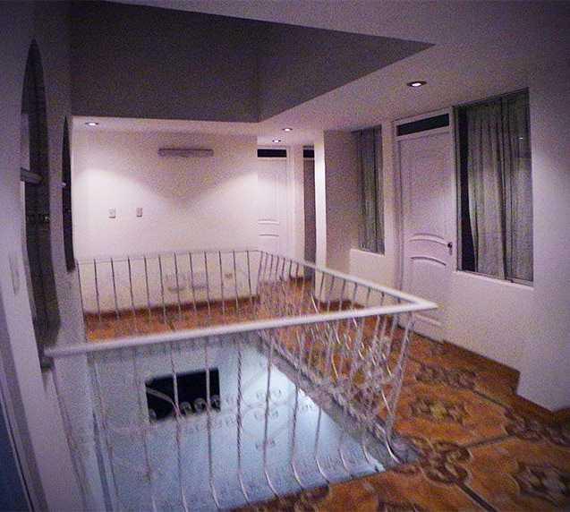 Sala en Hotel Illari