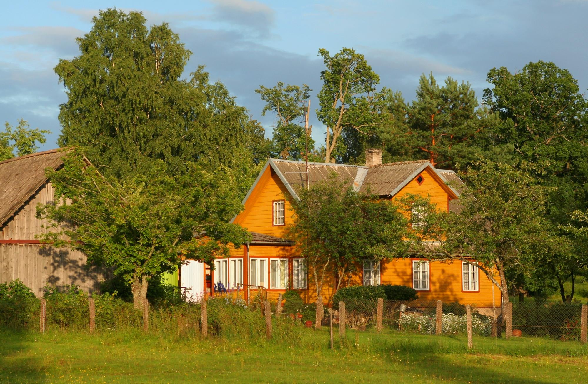 House in Voru