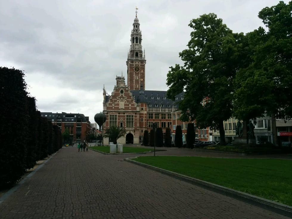 City in Wavre
