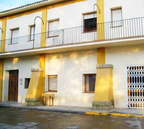 Edificio en Biota