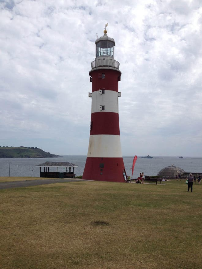 Red in Plymouth