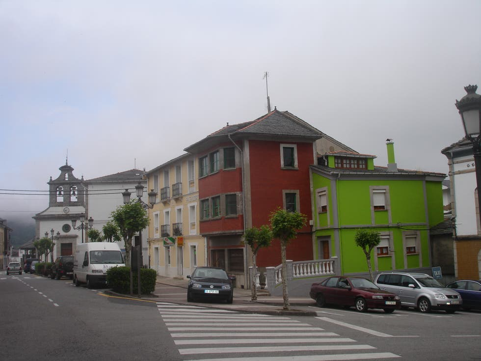 Town in Boal