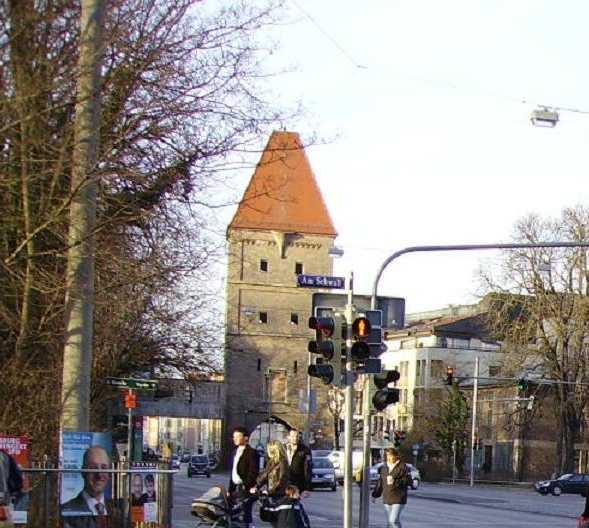 Pueblo en Augsburgo