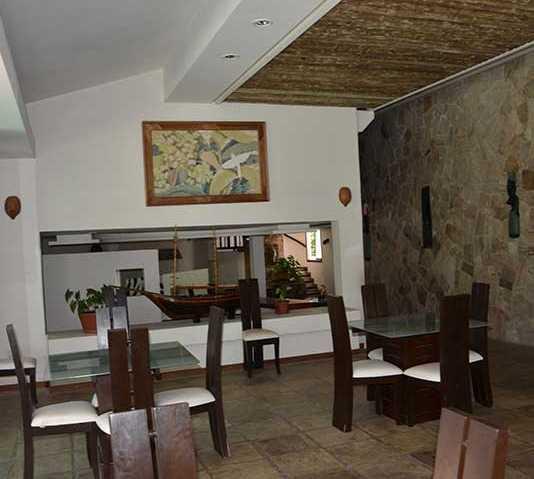 Sala en Hotel Mandragora