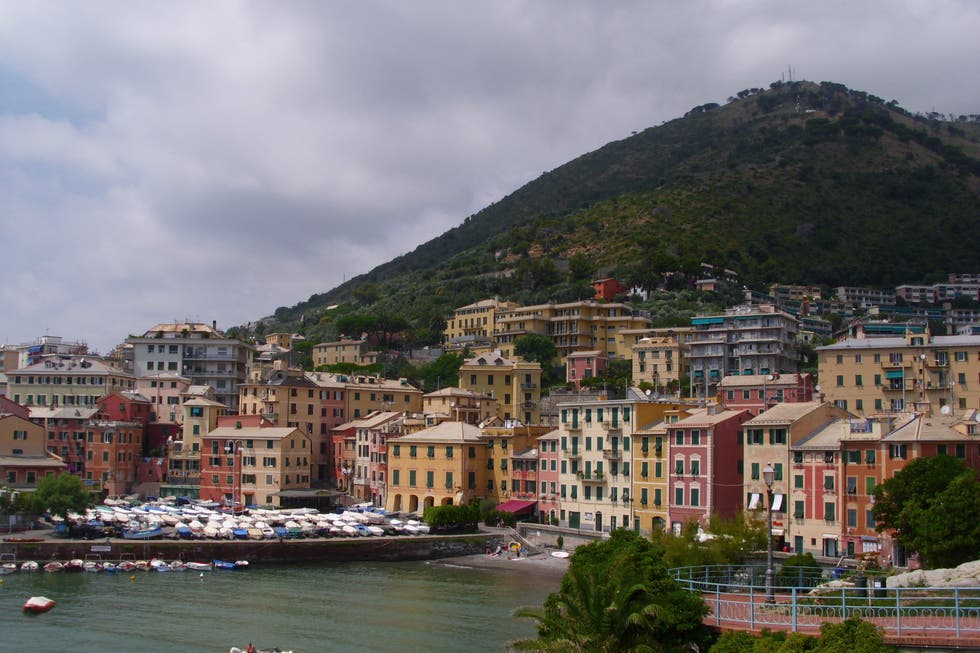 Town in Genoa
