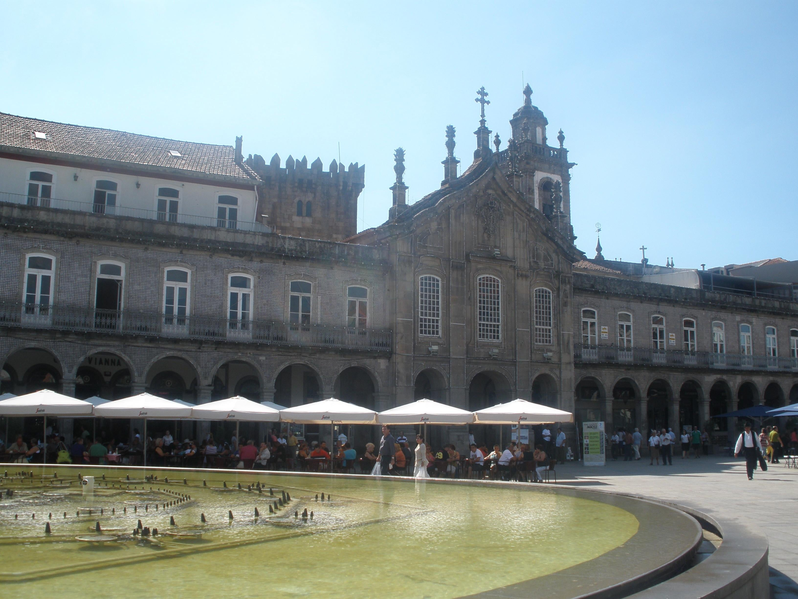 Architecture in Braga