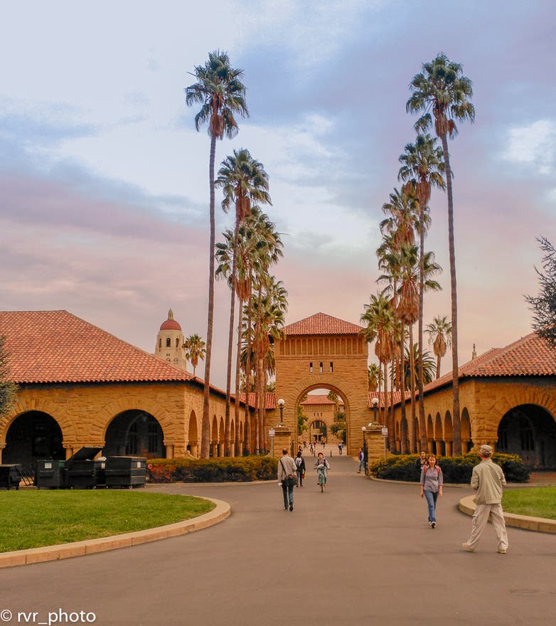 Vacation in Stanford