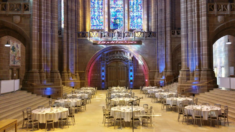 Cattedrale a Liverpool