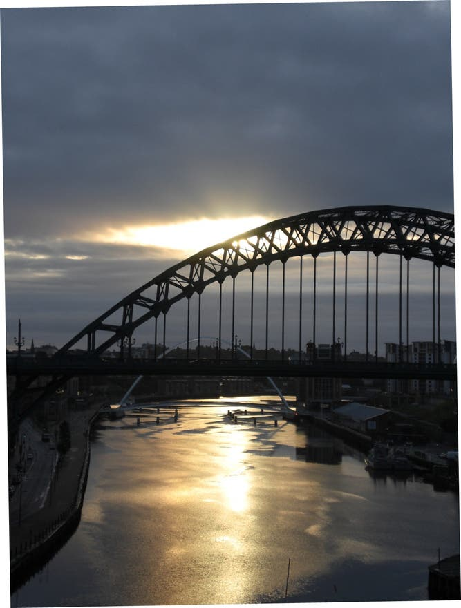 Mar en Newcastle upon Tyne