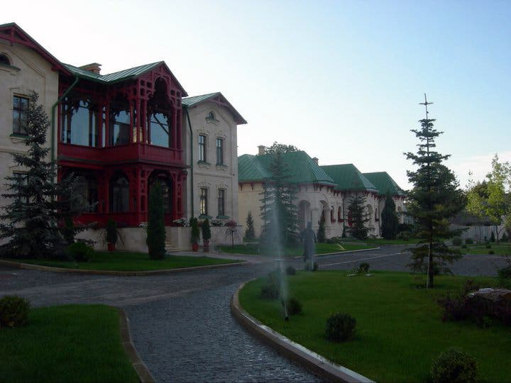 Estate in Orhei