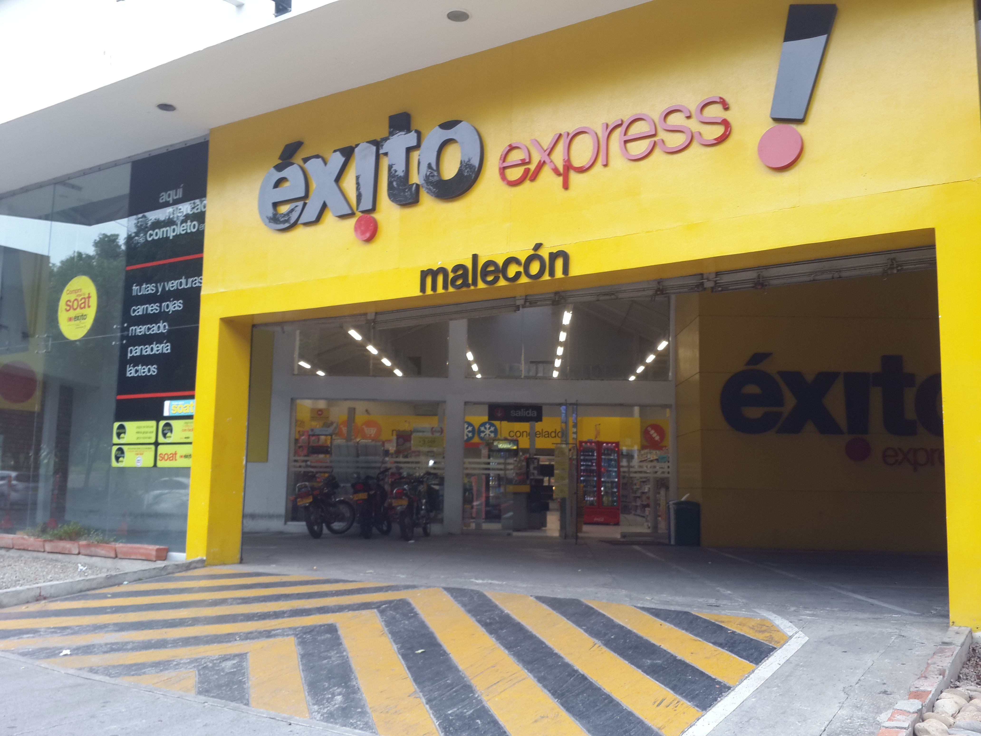 Dish in Éxito Express Malecón