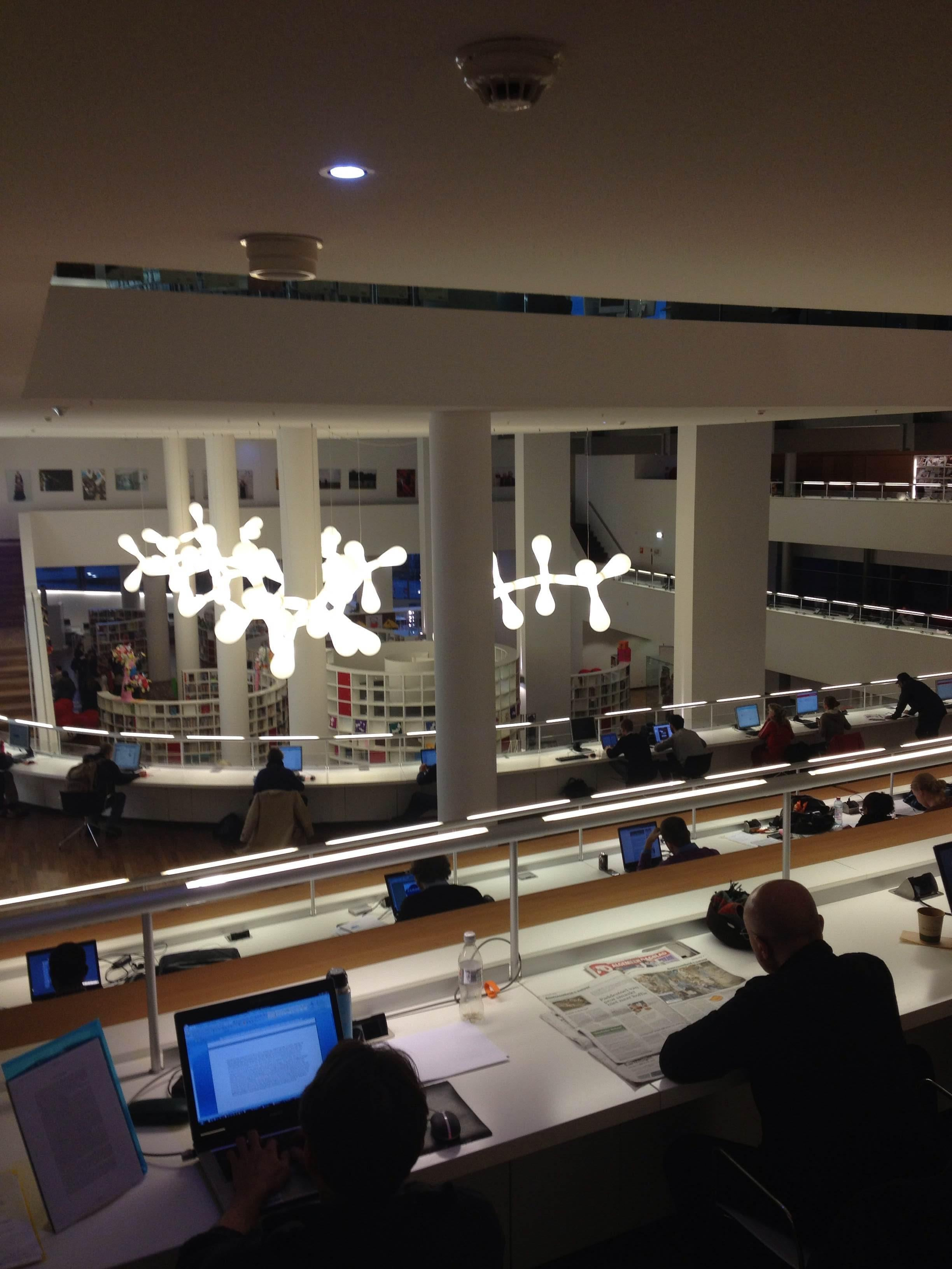 Photos Of Amsterdam Central Library Images