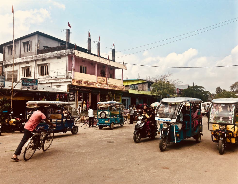 Mid Size Car in Gossaigaon