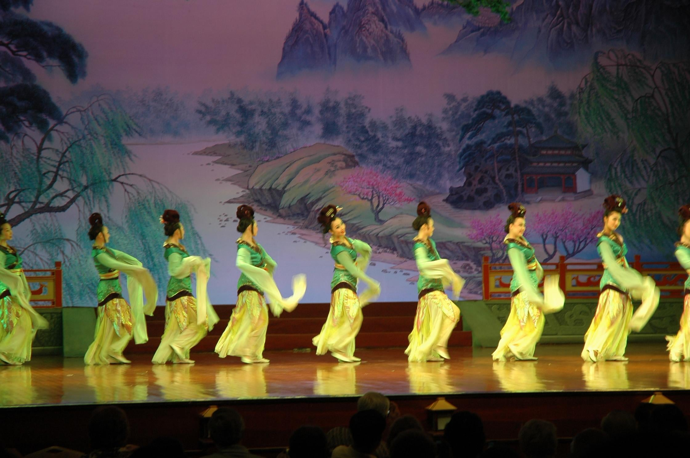 Musical en Changsha