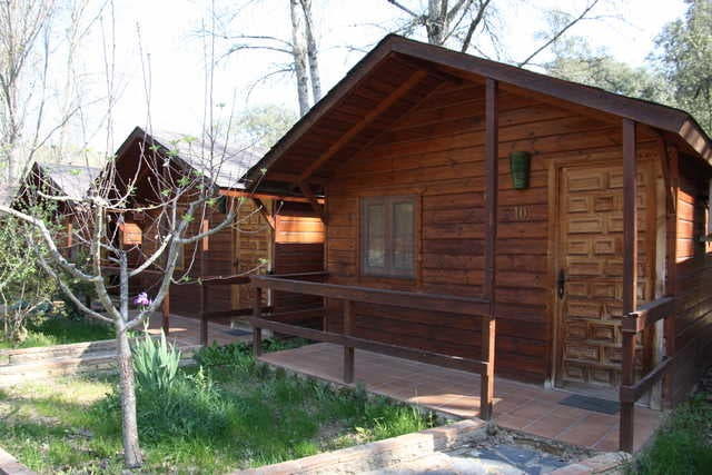 Log Cabin in Cortegana