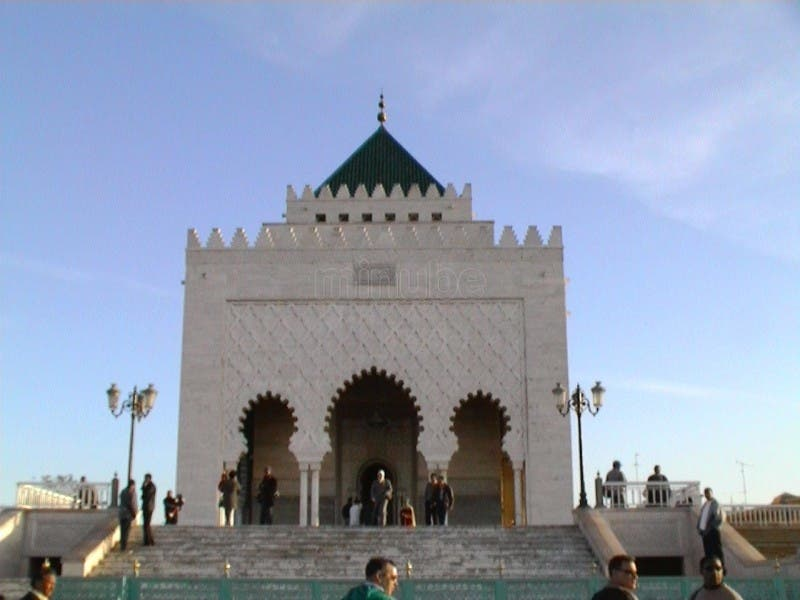 Palace in Rabat