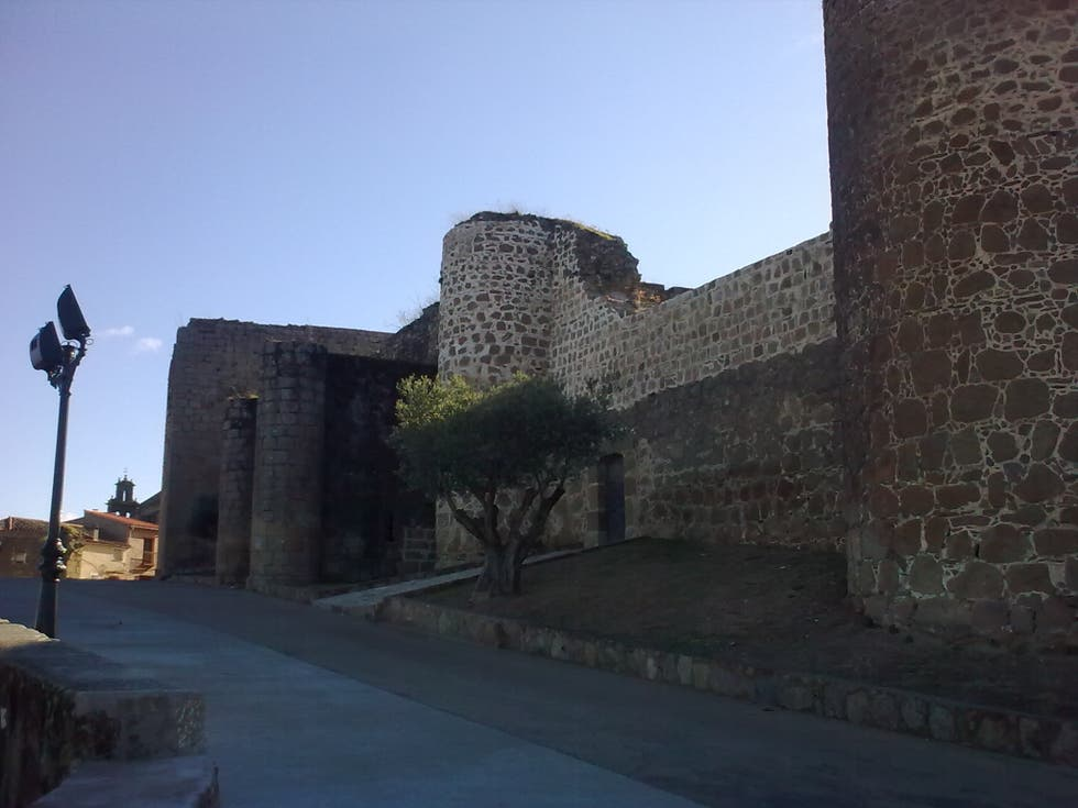 Fortification à Route monumentale d' Oropesa