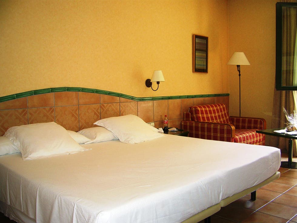 Photos of room in jard n milenio hotel elche 7532137 for Jardin milenio elche