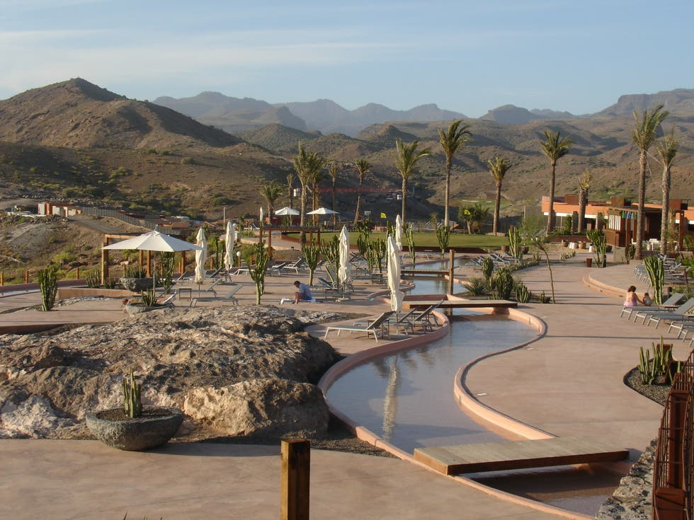 Mar en Sheraton Gran Canaria Salobre Golf Resort