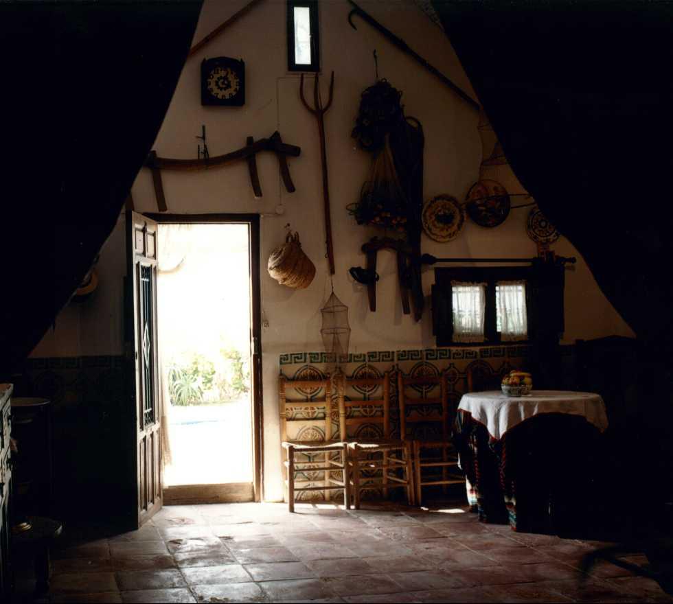 Casa en Interior de una verdadera Barraca Valenciana