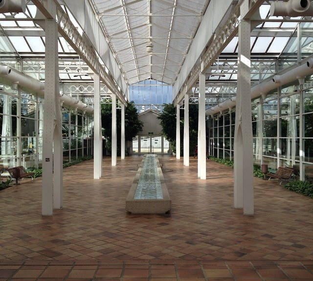 Fotos de invernadero palacio de cristal de la arganzuela - Invernadero de cristal ...