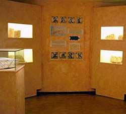 Mueble en Museo De Arte Visigodo