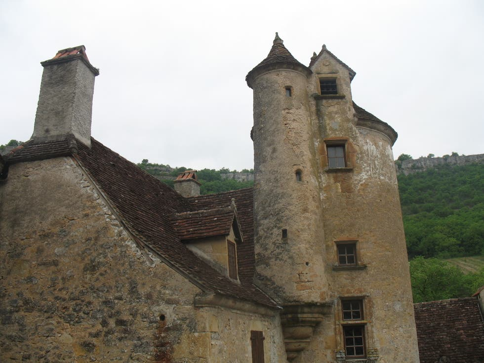 Château in Autoire